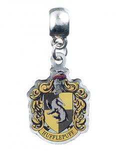Harry Potter Hufflepuff Crest Slider Charm HP0024