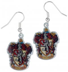 Harry Potter Gryffindor Crest Earrings WE0022