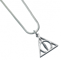 Harry Potter Deathly Hallows Necklace - WN0054