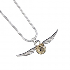 Harry Potter Golden Snitch Necklace - WN0004