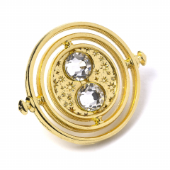 Fixed Time Turner Pin Badge- HPPB0100