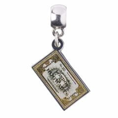Harry Potter Hogwarts Express Ticket Slider Charm HP0107