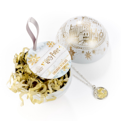 Official Harry Potter Yule Ball Necklace Christmas Bauble HPCB0255