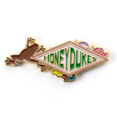 Official Harry Potter Honeydukes Logo Pin Badge HPPB0197
