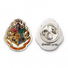 Hogwarts Crest Pin Badge HPPB026
