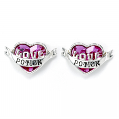 Harry Potter Love Potion Stud Earrings with Crystal Elements - HPSE053