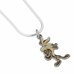 Looney Tunes Wile E Coyote Necklace -LTN005