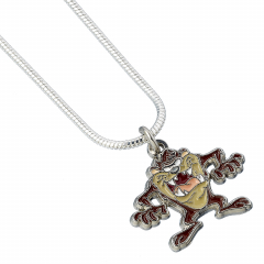 Looney Tunes Tasmanian Devil Necklace -LTN004