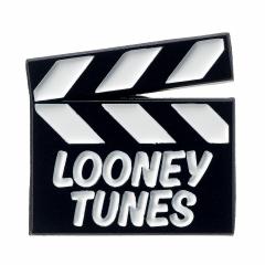 Looney Tunes Clapper Board Pin Badge LTPB013