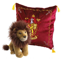 Plush Gryffindor House Mascot Cushion NN7042