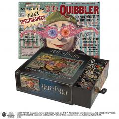 Harry Potter Quibbler Jigsaw Puzzle