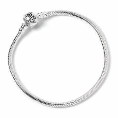 Harry Potter Sterling Silver Slider Charm Bracelet - Small