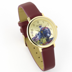 Harry Potter Hogwarts Express Watch by The Carat Shop
