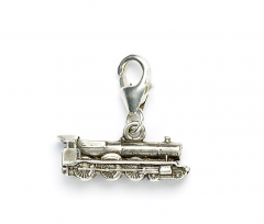 Official Harry Potter Hogwarts Express Train Clip on Charm WB0042