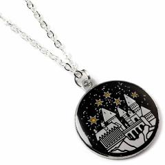 Official Harry Potter Hogwart's Castle Necklace WN00179