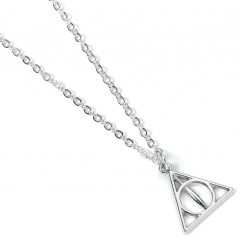 Official Harry Potter Deathly Hallows Necklace WNX0054