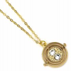 Harry Potter 20mm Fixed Time Turner Necklace WNX0100