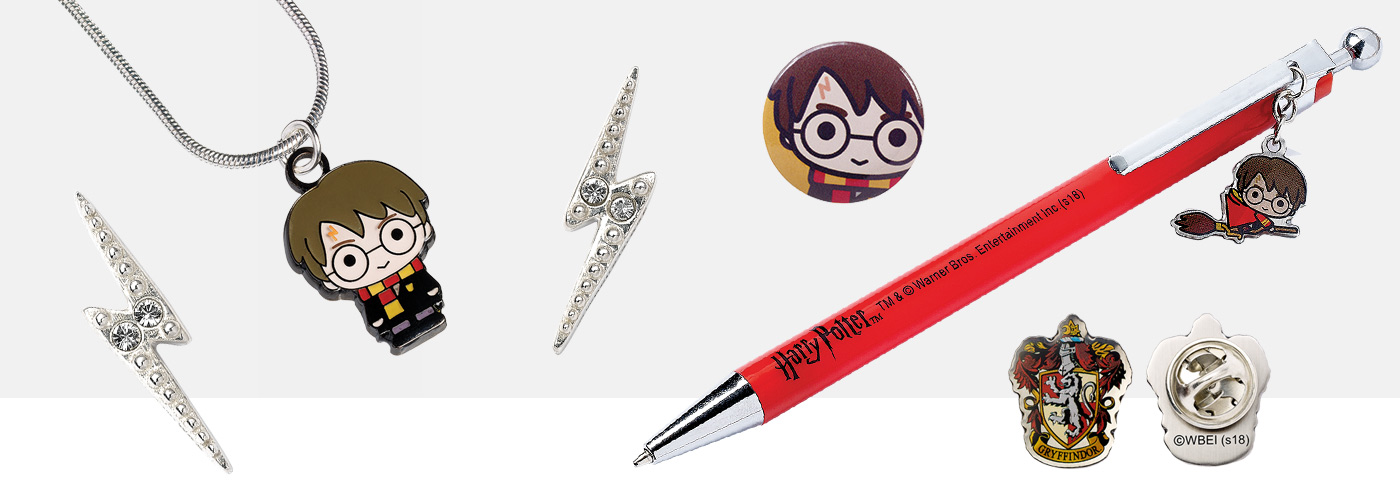 Celebrate The Birthday Of The Boy Who Lived With Our Harry Potter Jewellery Collection