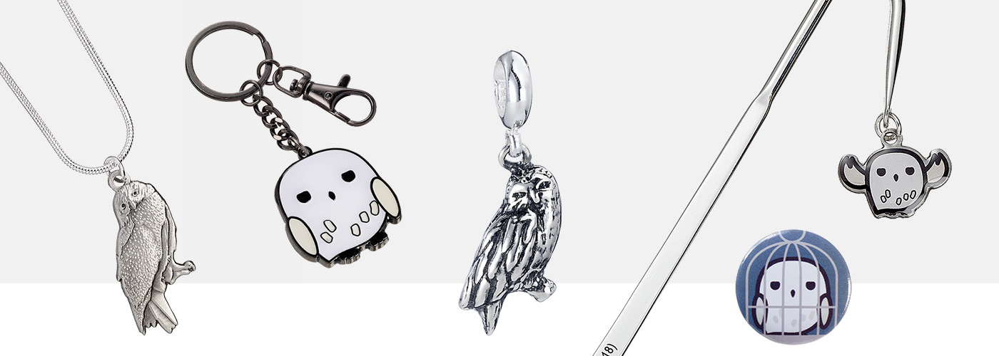 How To Have Your Own Harry Potter Owl With Our Hedwig Jewellery Collection
