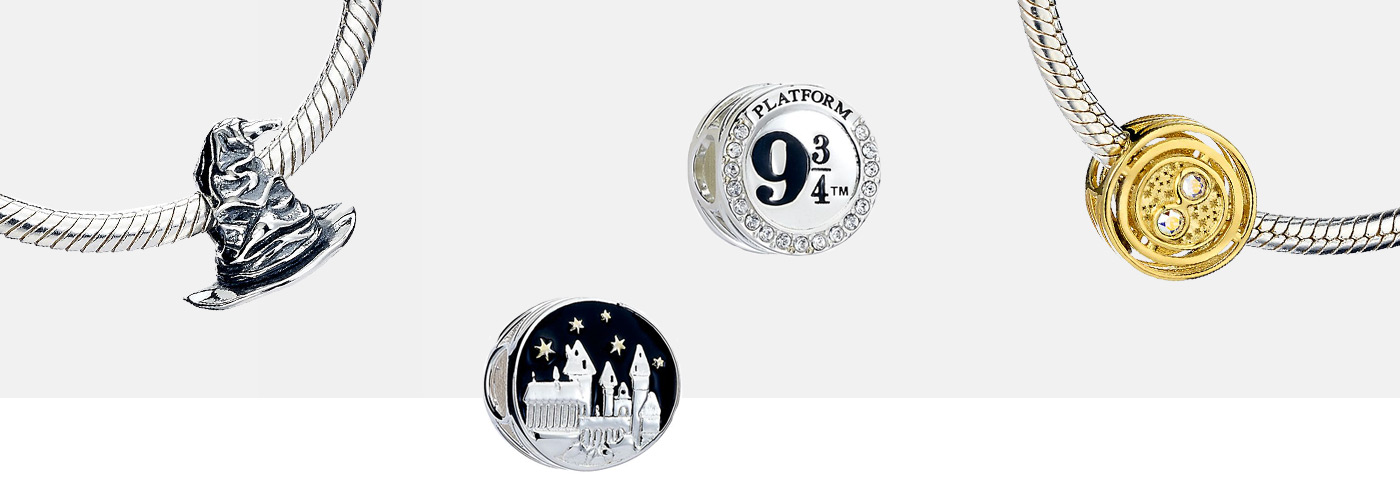 New Harry Potter Spacer Beads Just Landed